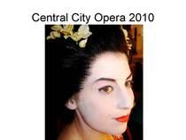 Opera cover page cv