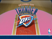 Oklahoma city thunder court wallpaper cv