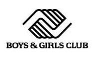 Boys and girls club logo cv