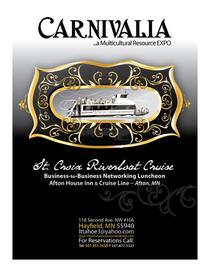Riverboat cruise sales sheet cv