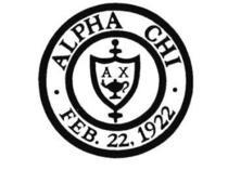 Alpha chi cv