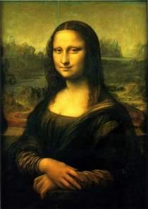 Mona lisa italian renaissance art cv