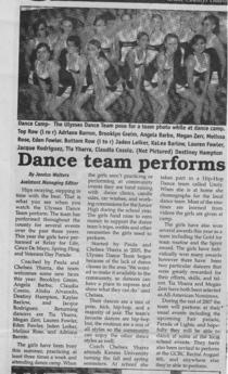 Danceteam cv
