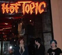 Hot topic cv