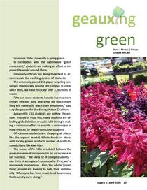 Geauxing green2 cv