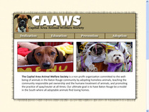 Caaws index cv