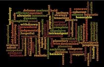 Wordle cv
