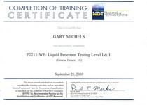 Pt training cv