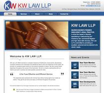 Kw law cv