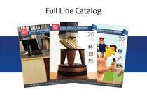 Full line catalog cv