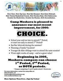 Moshava   open enrollment cv