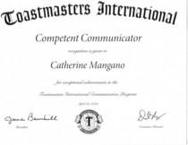 Tm cc award  cv