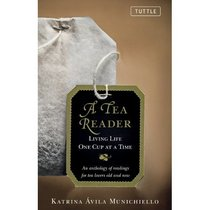 Teareader cover cv