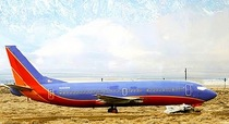 Southwest airlines boeing 737 3 cv