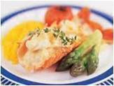 Lobster thermidor cv