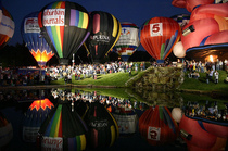 Balloon glow by dfclarkjr flickr cv