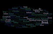 Wordle final cv