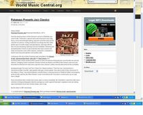 Jazz world music central may 11 2011 cv