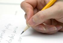 Hand writing cv
