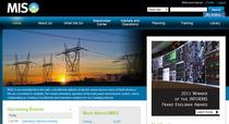 Miso homepage cv