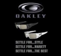 Oakley magazine ad cv
