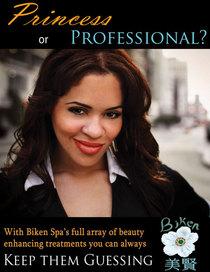 Princess or professional final cv