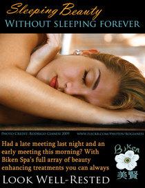 Sleeping beauty final cv