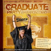 Graduateparty cv
