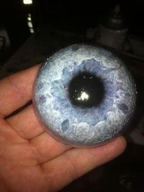 Blue eye cv