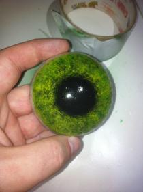 Creature eye cv