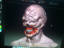 Zbrush zombie cv