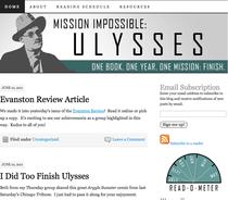 Ulysses blog cv