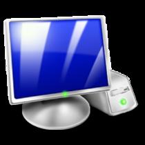 My computer icon cv