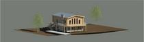 Log cabin   rendering   final rendering cv