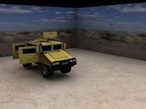 Humvee render 1 cv