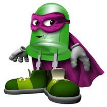 Louman superhero cv