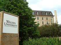 Walden univ cv