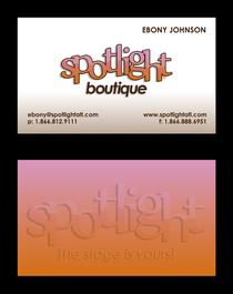 Spotcard port cv