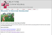 Creature cv