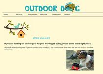 Outdoor cv