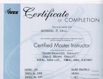 3 ivesmasterinstructor cv