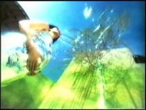 Sky tree woman 001 cv