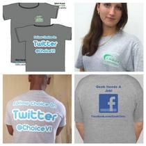 T shirts cv