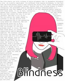 Blindness cv