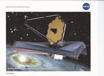 James webb space telescope cv