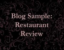 Blog icon cv