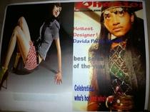Olivia s magazine cv