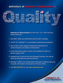 Elec sourc north amer blue typography quality ad  8 cv