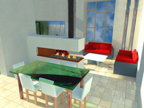 Casa tipo arabica 8  cv
