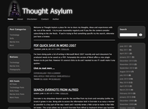 Thoughtasylum cv